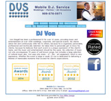 DJ and Event Lighting services from DVSDJ.com